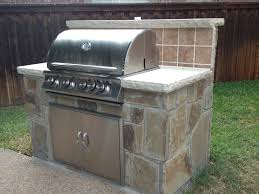 Bbq Pit Sinking Spring by Our New Bbq Grill Island With Stone Surround With Inspiration