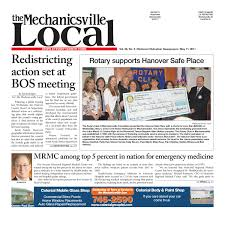 05 11 2011 by the mechanicsville local issuu