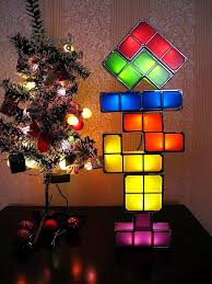 Tetris Stackable Led Desk Light by Tetris Led Desk Lamp Gadget Flow