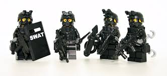 Amazon.com: Modern Brick Warfare Swat Team Police Squad Custom ... Lego Creations Swat Suv Games For Kids With Best Online Price In Malaysia Lego Truck Moc Building Itructions Youtube Custommoc Truck And Jeep New Designs Lenco Bearcat Griffs Custom Lego Weapons Swat Team Custombricksde Custom Moc City Police Gign Raid Gru Van For Sale Hot Wheels Combat Medic Review 708 Super Cycle Chase Rebrickable Build With Movie The Hobby Heaven