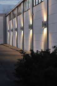 modern exterior sconce l for house awesome sided light