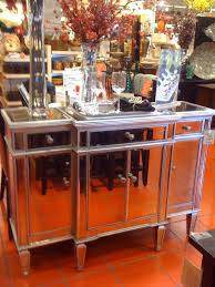 Pier One Mirrored Chest by A Guy A And Two Dogs