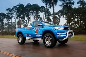 100 Top Gear Toyota Truck Episode Chase Nostalgia With Fullscale Replica Of Famed RC Car