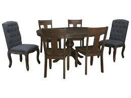 Signature Design By Ashley Trudell 7-Piece Oval Dining Table Set ... Amazoncom Ashley Fniture Signature Design Mallenton East West Avat7blkw 7piece Ding Table Set Hanover Monaco 7 Pc Two Swivel Chairs Four Garden Oasis Harrison Pc Textured Glasstop Small Kitchen And Strikingly Ideas Costway Patio Piece Steel Belham Living Bella All Weather Wicker Athens Reviews Joss Main 7pc Outdoor I Buy Now Free Shipping Winchester And Slatback Ruby Kidkraft Heart Kids Chair Wayfair