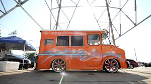 Lowrider Ice Cream Truck - YouTube