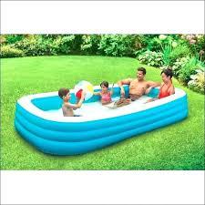 Toddler Swimming Pools Walmart Kiddie Pool With Slide Medium Size Of