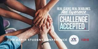 2018 AAFHouston Student Conference Competition AAFHouston