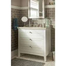 Allen Roth Roveland Gray Undermount Single Sink Bathroom Vanity