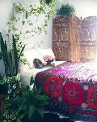 A Fancy Bohemian Bedroom Can Help You To Express Your Personality Reach Out Hippie Trapped Inside And Create Special Atmosphere In