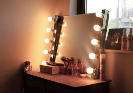 Diy Vanity Table With Lights by Bedroom Pretty Images Of Fresh In Minimalist Design Mirror
