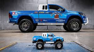 Toyota Has Built A Full-size Working Replica Of The Tamiya Bruiser R ... Rc Dynahead 6x6 G601tr Tamiya Usa Booth 2018 Nemburg Toy Fair Big Squid Rc Car And Tamiya Trailer Truck Modification Tech Forums 114 Grand Hauler Tamiya Truck King Hauler Black Car Kits Trucks Product 110 Team Hahn Racing Man Tgs 4wd Semi Truck Kit Rtr 1100 Pclick Scale 6x4 Chassis From Scale Parts Astec Models Model Mercedesbenz Arocs 3348 Tipper 14th Plastic Fmx Cab Assembly 114th Knight Semitruck Scania Front Lightbar V2 5000