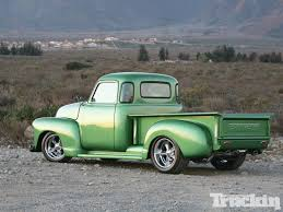 Heirloom - 1947 Chevy Truck - Classic Truck - Truckin Magazine