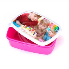 Plastic Kids Lunch Box
