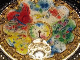 a vu pour vous la musique de chagall