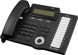 LG-Nortel Keyphones