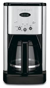 Best Rated Drip Coffee Maker Under 100 Cuisinart DCC 1200