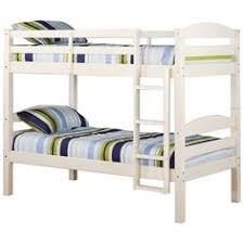 Mainstays Bunk Bed by Mainstays Twin Over Twin Wood Bunk Bed Furniture Pinterest