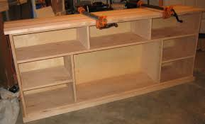Wood Apothecary Cabinet Plans by Remodelaholic Television Media Center Diy Project