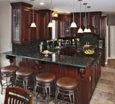Kitchen Paint Colors With Light Cherry Cabinets by Cherry Cabinets Foter