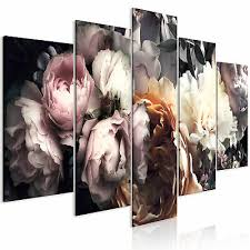 leinwand bilder geometrisch textur weiß rosa moderne