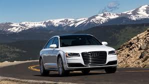 2015 Audi A8 L TDI Quattro Tiptronic Monterey Car Week – Robb Report