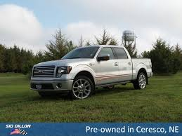 100 Ford Harley Davidson Truck For Sale PreOwned 2011 F150 Crew Cab In Ceresco 9P346