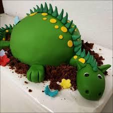 dino torte anleitung kuchen kindergeburtstag