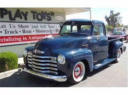 1950 Chevrolet 3100 For Sale | ClassicCars.com | CC-1034002 Chevrolet Pick Up Truck 3100 Series New Build Must See Barn Find 1950 Chevrolet 3600 Pickup Truck Patina Hot Rat Rod Gmc 1948 To 1953 For Sale On Classiccarscom Pg 5 Used Dodge 20 Pickup For At Webe Autos 1950s Chevy Old Photos Collection Regular Cab 1 Ton Jim Carter Parts 1951 Ebay Sell Video Youtube Ford F3 Restored Classic Muscle Car In Mi Studebaker Classics Autotrader Autolirate Intertional Pickup American Landscapes