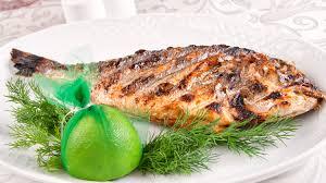 cuisiner la dorade dorade marinée au citron recette facile de poisson