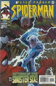 Peter Parker Spider Man 12
