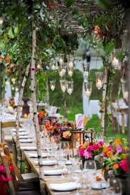 Summer Outdoor Wedding Decorations Ideas 115