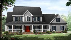 Country Homes Floor Plans Colors Country Style House Plans Plan 2 305
