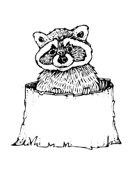 Woodland Animals Coloring Page Animal PagesColoring SheetsForest