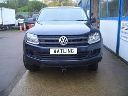 Front Sleeper VOLKSWAGEN Amarok Pick Up & X2 Cab A/c 2011