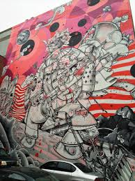 Famous Graffiti Mural Artists by Street Art In 2014 In Lexington Ace Weekly