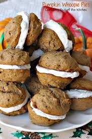 Pumpkin Whoopie Pie Recipe Pinterest by Pumpkin Whoopie Pies Can U0027t Stay Out Of The Kitchen