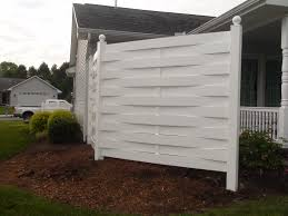 vinyl fence pictures