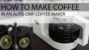 It Is The Easiest Quickest Way To Make Several Servings Of Fresh Coffee Heres A Quick Tutorial On How Do Right