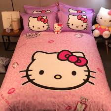 Hello Kitty Bed Set Twin by Popular Pink Twin Comforter Set Buy Cheap Pink Twin Comforter Set