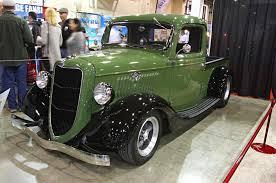 100 Green Trucks 2016showclassictrucksarmygreenfordtruck Hot Rod Network