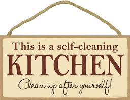 Clean The Kitchen Clipart 6881