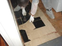 Removing Asbestos Floor Tiles Uk by How To Identify Asbestos Floor Tiles Uk Carpet Vidalondon For