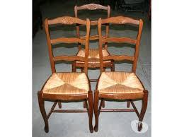assise de chaise en paille chaises bois assise paille clasf