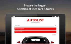 Amazon.com: Autolist – Used Cars & Trucks For Sale: Appstore For Android
