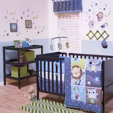 Boy Crib Bedding by Amazon Com Jungle Jamboree 3 Piece Baby Crib Bedding Set By