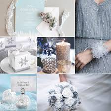 Create A Winter Wonderland Wedding Theme With These 11 Magical Decor Items