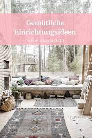 gemütliche einrichtungsideen für dein wohnzimmer solebich