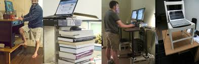 Standing Desk Top Extender Riser by How To Modify Your Existing Desk To Make It A Standing Desk