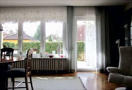fenster gardinen dekorationsvorschlage wohnzimmer