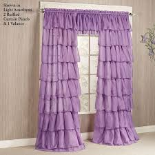 Pink Ruffled Window Curtains by 11 Best France Princess Korea Curtain Images On Pinterest Flags